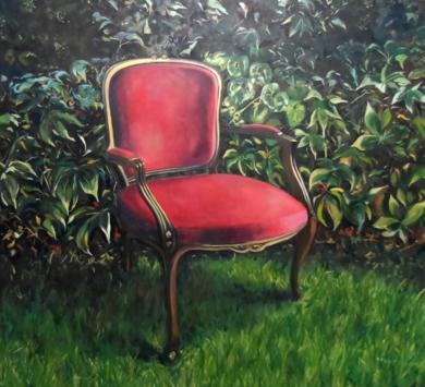 Nadie|PinturadeAmaya Fernández Fariza| Compra arte en Flecha.es