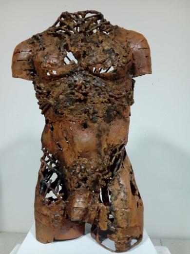 TORSO GM-01|EsculturadePablo Rebollo Pérez| Compra arte en Flecha.es