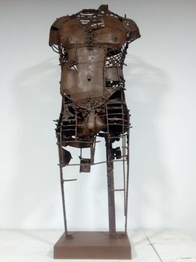 TORSO HCL-330|EsculturadePablo Rebollo Pérez| Compra arte en Flecha.es