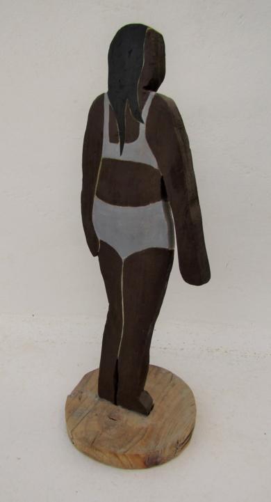 Silueta 3|EsculturadeMiguel Costales| Compra arte en Flecha.es