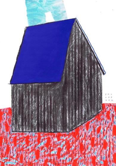 Polski Dom III|CollagedeAna Cano Brookbank| Compra arte en Flecha.es