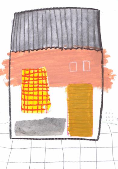Polski Dom VI|CollagedeAna Cano Brookbank| Compra arte en Flecha.es