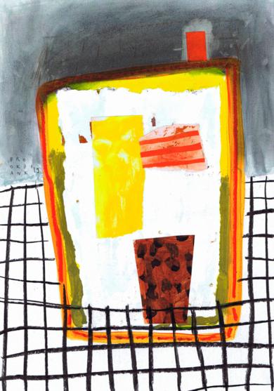 Polski Dom IV|CollagedeAna Cano Brookbank| Compra arte en Flecha.es