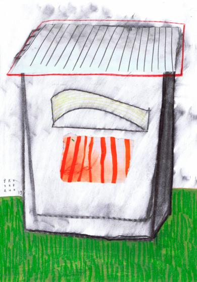 Polski Dom VII|CollagedeAna Cano Brookbank| Compra arte en Flecha.es