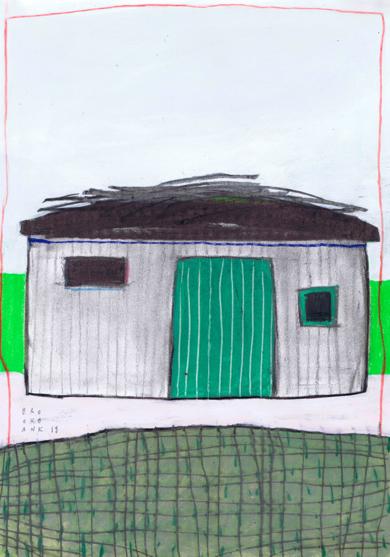 Polski Dom|CollagedeAna Cano Brookbank| Compra arte en Flecha.es