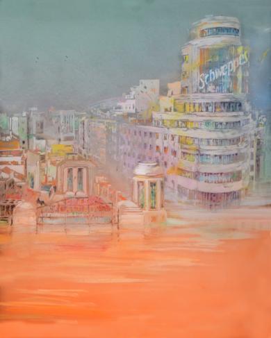 SCHWEPPES|PinturadeMaria Bejarano| Compra arte en Flecha.es