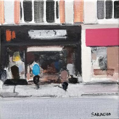 Diesel|PinturadeSaracho| Compra arte en Flecha.es