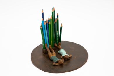 Vacaciones|EsculturadeAna Valenciano| Compra arte en Flecha.es