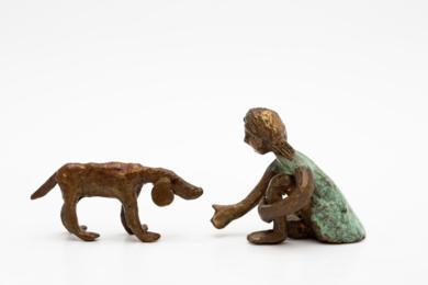 Ven|EsculturadeAna Valenciano| Compra arte en Flecha.es