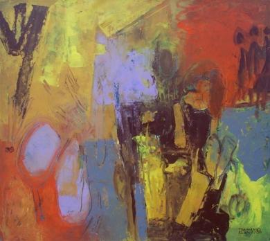 Transformers 1|PinturadeFrancisco Santos| Compra arte en Flecha.es