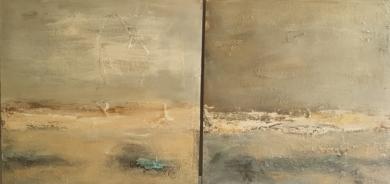 CALIDO|PinturadeMaribel Martin Martin| Compra arte en Flecha.es