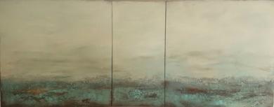 CALA BASSA|PinturadeMaribel Martin Martin| Compra arte en Flecha.es