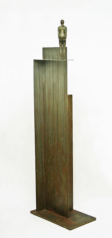 Al otro lado III|EsculturadeMarta Sánchez Luengo| Compra arte en Flecha.es