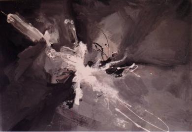 Black & white (One)|PinturadeEnrique Pazos| Compra arte en Flecha.es