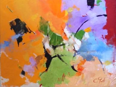 Colorín colorado|PinturadeEnrique Pazos| Compra arte en Flecha.es