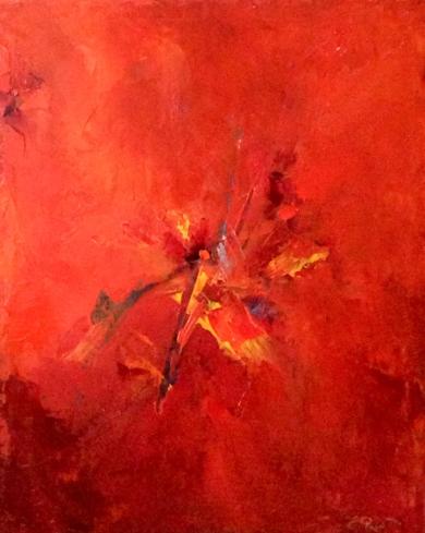 Summer fire|PinturadeEnrique Pazos| Compra arte en Flecha.es