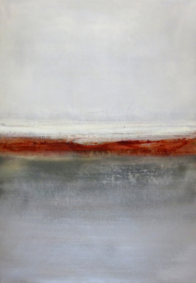 Horizonte blanco II|PinturadeEsther Porta| Compra arte en Flecha.es