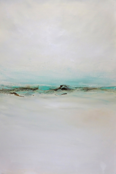 En un lugar tranquilo|PinturadeEsther Porta| Compra arte en Flecha.es