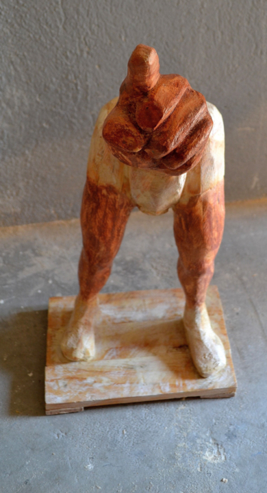Little Great Dictator|EsculturadeJoan Priego| Compra arte en Flecha.es