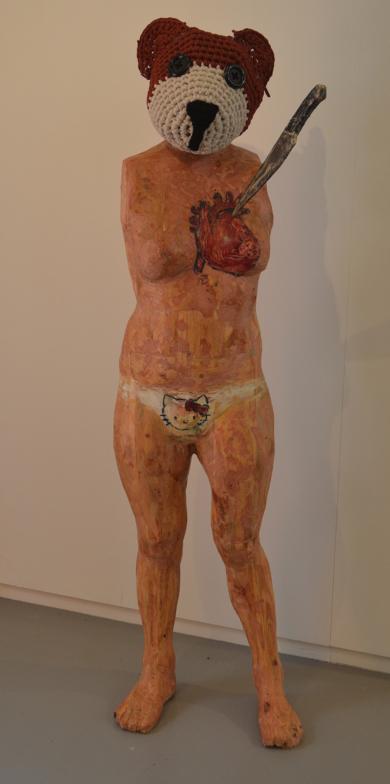 Dolorosa|EsculturadeJoan Priego| Compra arte en Flecha.es