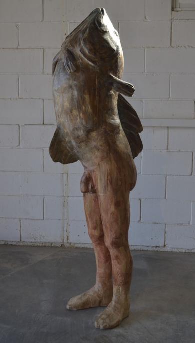 Merman|EsculturadeJoan Priego| Compra arte en Flecha.es