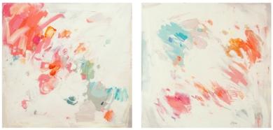 Diptico 1|PinturadeSusana Sancho| Compra arte en Flecha.es