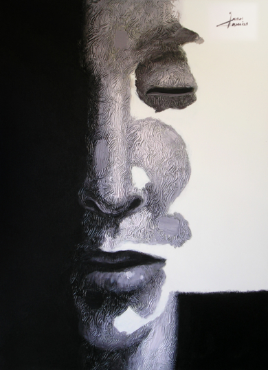Personaje|PinturadeJuan Chamizo| Compra arte en Flecha.es