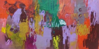 Forever Young|PinturadeFrancisco Santos| Compra arte en Flecha.es
