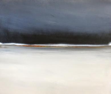 Canción de invierno|PinturadeEsther Porta| Compra arte en Flecha.es