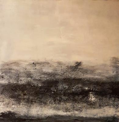 PLAYANEGRA|PinturadeMaribel Martin Martin| Compra arte en Flecha.es