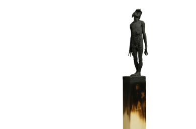 Hombrecillo Escorpión|EsculturadeÁlvaro de Matías| Compra arte en Flecha.es