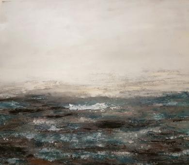 MAREA|PinturadeMaribel Martin Martin| Compra arte en Flecha.es