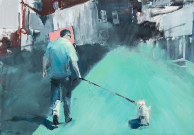 &Company II|PinturadePilar Álvarez| Compra arte en Flecha.es