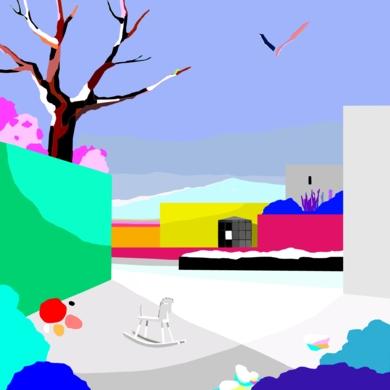 La jaula abierta|DibujodeALEJOS| Compra arte en Flecha.es