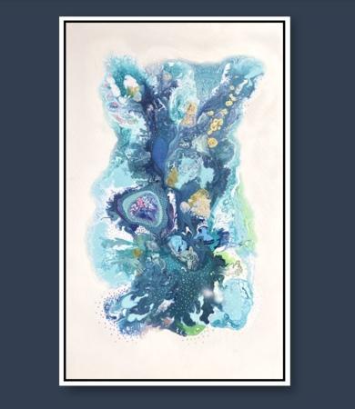 INSATIABLE|PinturadeKAI NANSHE| Compra arte en Flecha.es