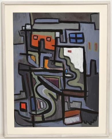 Abstracción 180|PinturadeManuel Izquierdo| Compra arte en Flecha.es