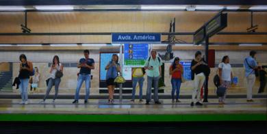 EL TRANSBORDO|PinturadeENRIQUE RAGEL| Compra arte en Flecha.es