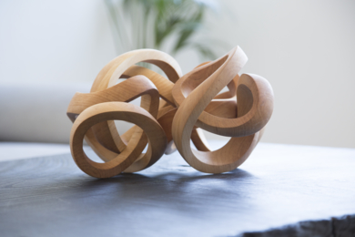 Colapso|EsculturadeJose Cháfer| Compra arte en Flecha.es