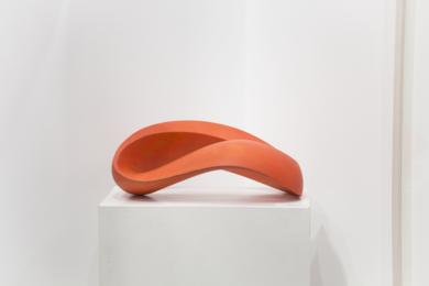 Calina Roja|EsculturadeJose Cháfer| Compra arte en Flecha.es