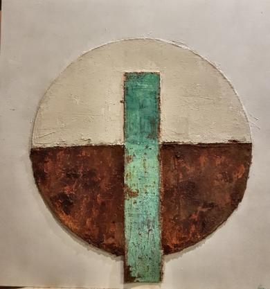 VIDA|PinturadeMaribel Martin Martin| Compra arte en Flecha.es