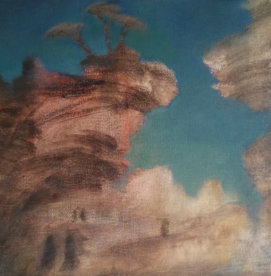 OROGRAFIA DEL ALMA|PinturadeVerónica Bustamante Loring| Compra arte en Flecha.es