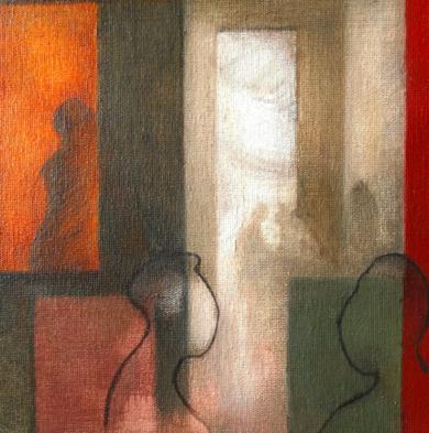 Interior|PinturadeVerónica Bustamante Loring| Compra arte en Flecha.es