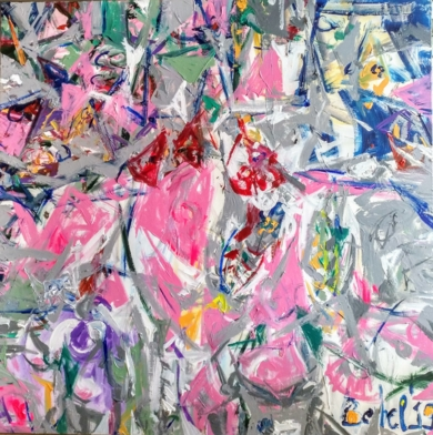 Collection 7 number 03|PinturadeManuel Berbel| Compra arte en Flecha.es