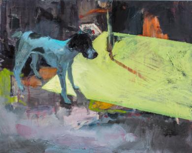 Callejero|PinturadePilar Álvarez| Compra arte en Flecha.es