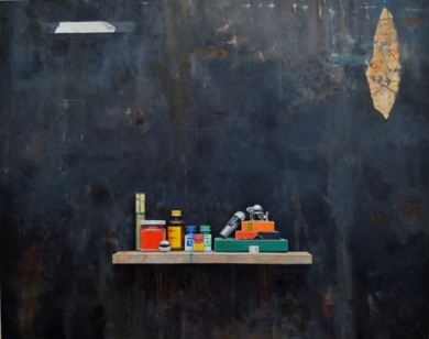 POISON|PinturadeLUIS    GOMEZ    MACPHERSON| Compra arte en Flecha.es