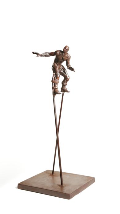ZANCUDO IX|EsculturadeFernando Suárez| Compra arte en Flecha.es