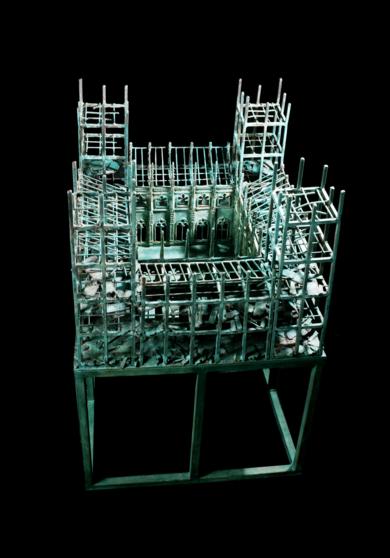 CLAUSTRO|EsculturadeFernando Suárez| Compra arte en Flecha.es