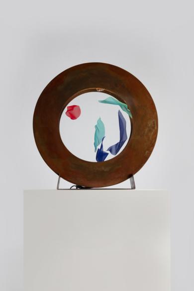 La Pausada Belleza del Movimiento Acuático, OX. I|EsculturadeVioleta McGuire| Compra arte en Flecha.es
