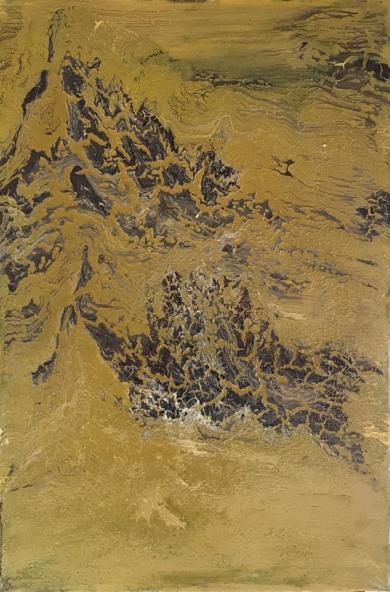 Rocoso|PinturadeEnric Correa| Compra arte en Flecha.es