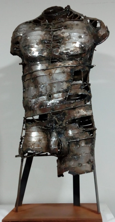 TORSO LOI-480|EsculturadePablo Rebollo Pérez| Compra arte en Flecha.es
